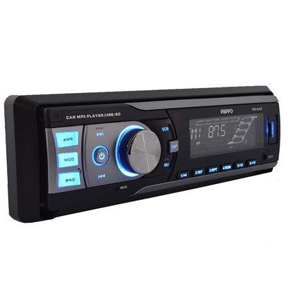 Pilippo PO-640 Bluetooth USB SD Radyo Oto Teyp resmi