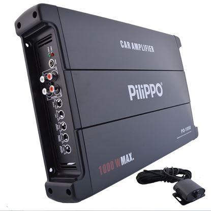 Pilippo PO-1090 Mono 1000 Watt Oto Anfi Amfi resmi