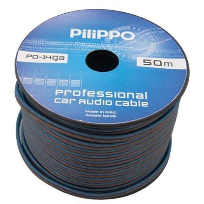 Pilippo PI-18GA 100 Metre Hoparlör Kablosu resmi